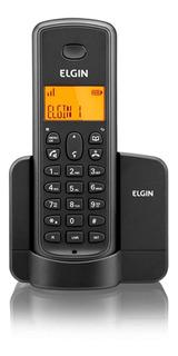 Telefone sem fio Elgin TSF-8002 preto