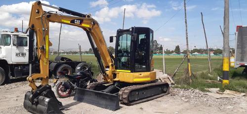 Excavadora Caterpillar 305e2 Cr