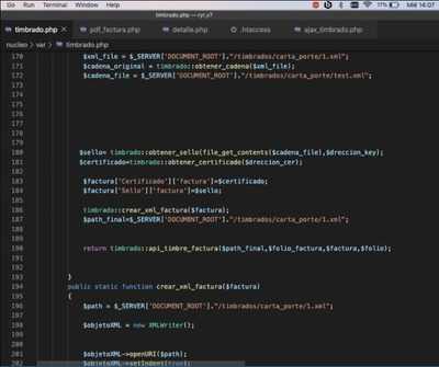 Codigo Fuente De Facturacion Cfdi 3.3 Web&escritorio