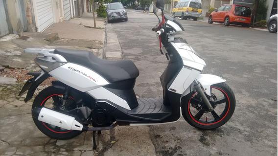 Dafra Cityclass 200i Branco