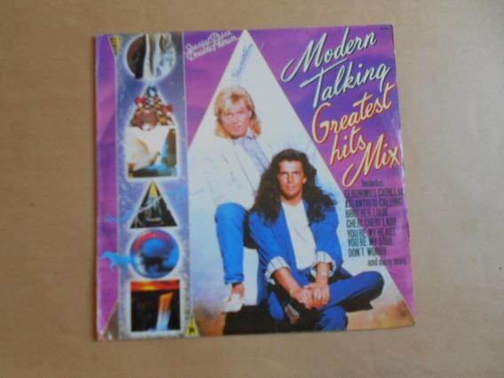 Lp Duplo - Modern Talking - Greatest Hits Mix