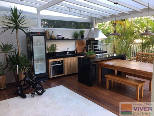Imagem 1 de 15 de Apartamento Para Venda No Bairro Panamby Em São Paulo Â¿ Cod: Nm1062 - Nm1062