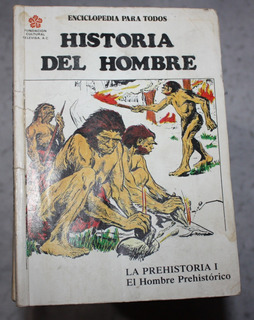 Historia Del Hombre. Lote Historieta