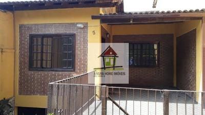 Casa Com 2 Dormitórios Para Alugar, 108 M² Por R$ 1.600/mês - Praia Da Ribeira - Angra Dos Reis/rj - Ca0599