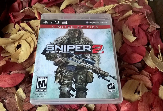 Sniper 2 Ghost Warrior - Ps3