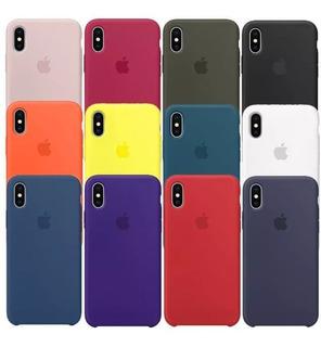 Capa Original iPhone XR Xs Max X 8 7 Plus Case Capinha