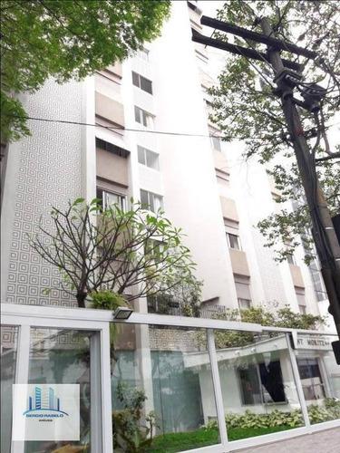 Apto. 85 M² 2 Dormitórios 1 Suite - Ap3163