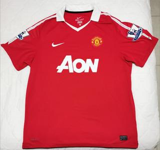 Jersey Original Chicharito Manchester United 2010