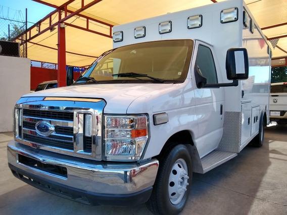 Ford F-350 Ambulancia