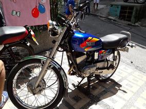 Rx 100 Modelo 2005 Con Soat