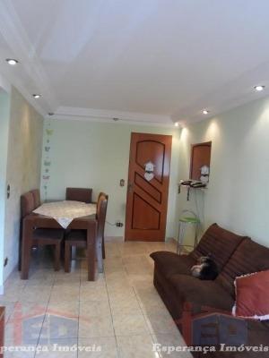 Imagem 1 de 15 de Ref.: 8687 - Apartamento Em Osasco Para Venda - V8687