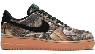 Nike Air Force 1 07 Lv8 Realtree Camo Pack 002