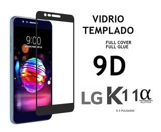 Vidrio Templado 9d Full Cover Full Glue Lg K11 Alpha Rosario