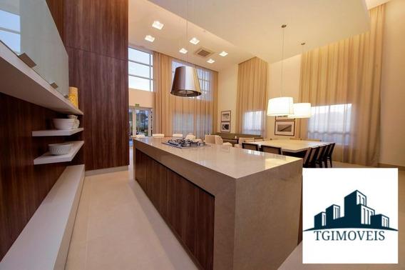 Apartamento Pronto Para Morar Mogi 194,40m2 A 277 Metros Entrada 10% - 1030