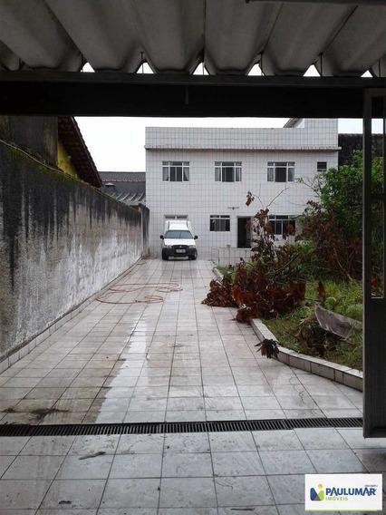 Sobrado Com 4 Dorms, Balneário Itaguai, Mongaguá - R$ 265 Mil, Cod: 829210 - V829210