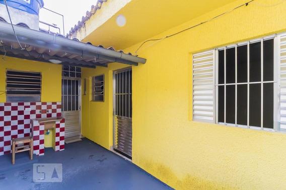 Casa Para Aluguel - Vila Re, 1 Quarto, 60 - 893038302