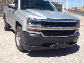 Chevrolet Silverado 5.4 2500 Cab Reg Ls 4x2 At 2018