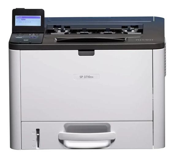 Impressora Sp3710 Sp3710dn 3710 3710dn Sp-3710dn Sp-3710