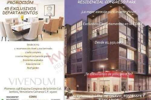 Residencial Congreso Park 45 Exclusivos Departamentos