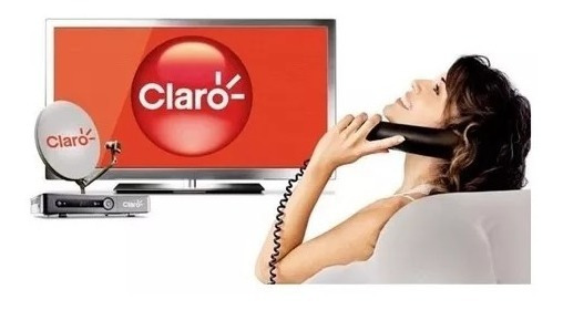Kit Completo Claro Tv