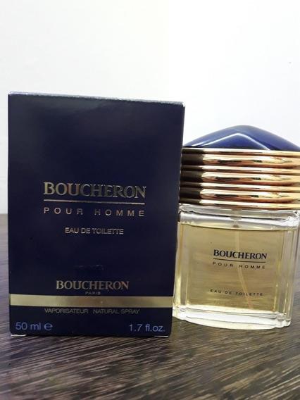 Perfume Boucheron Pour Homme 50ml Edt *leia O Anúncio*
