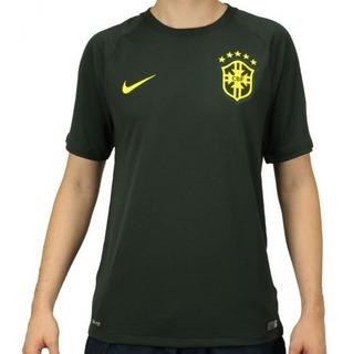Camisa Oficial Brasil Fifa-nike 100% Original
