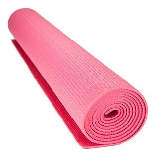 Colchonete Tapete Yoga Mat Ginástica Pilates Simples 4mm