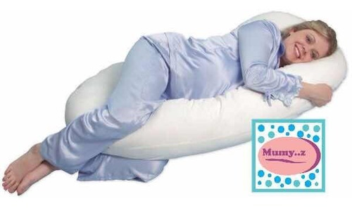 Almohadón Embarazo Almohada Maternal Largo Para Acostarse