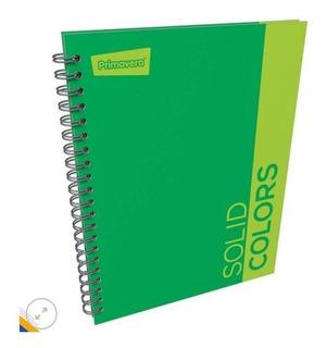 Cuaderno Durabook Solid Colors Cuadriculado