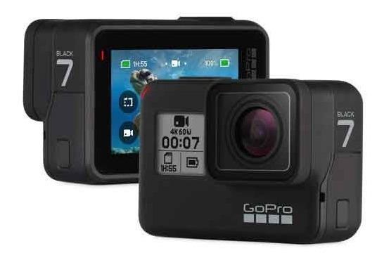 Câmera Digital Gopro Hero 7 12 Mp Gravação 4k Hghero7blk