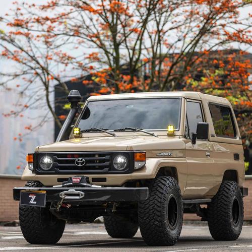 Toyota Fzj 73 Fjz 73