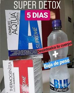 Detox Baja De Peso En 5 Dias