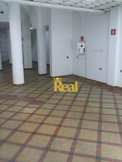 Galpão Para Alugar, 223 M² Por R$ 5.000/mês - Lapa - São Paulo/sp - Ga0101