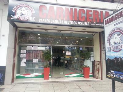 Vendo Fondo De Comercio Carniceria, Granja, Fiambreria