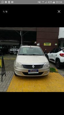 Renault Logan 1.0 16v Authentique Hi-flex 4p 2012