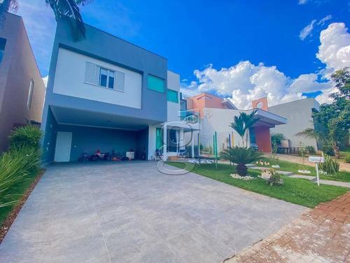 Sobrado À Venda, 278 M² Por R$ 1.790.000,00 - Condomínio Royal Forest - Londrina/pr - So0010