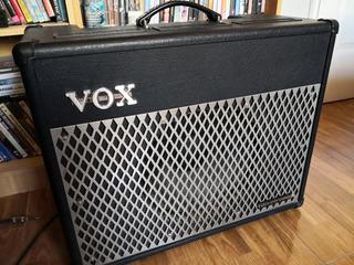 Vox Vt-50 Watts, Impecable,12 Cuotas Precio Contado