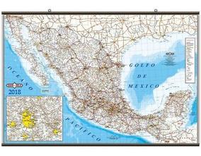 Mural Republica Mexicana 2019 Plastificado