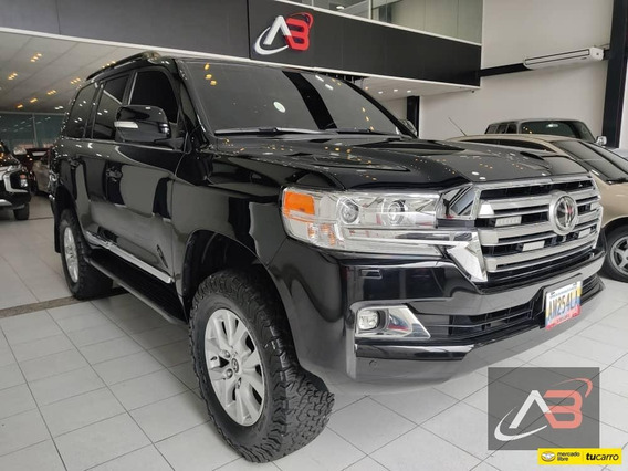 Toyota Land Cruiser Blindada