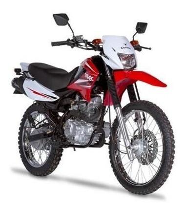 Corven Triax 150 R2 Base Motozuni Moreno