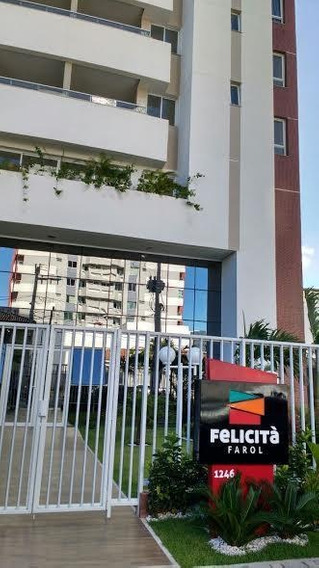 Apartamento No Condomínio - Farolândia