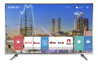 Smart Tv Noblex 50 Dj50x6500 4k Bth