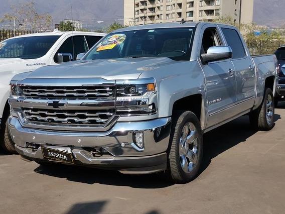 Chevrolet Silverado Silverado Ltz Cc 5.3l 4wd 2019