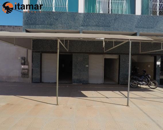 Ponto Comercial Para Locação Em Guarapari É Nas Imobiliárias Itamar Imóveis - Pt00069 - 34067018