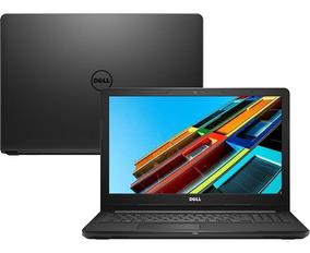 Notebook Dell Inspiron I15-3567-a10p Intel Core I3 6ª 4gb 1t