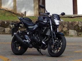 Yamaha Mt 03 2019 Preta