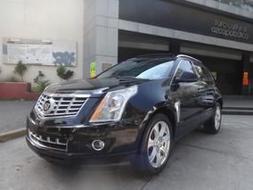 Cadillac Srx 5p Luxury,ta,3.6l,piel,dvd,qcp,gps,xenón,ra20