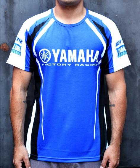 Remera Yamaha Casual Deportiva Nacional - Andrés Motos