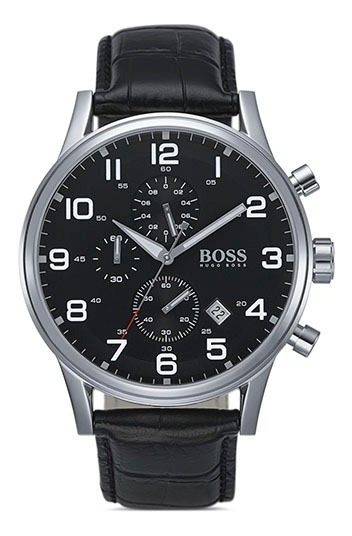 Relógio Masculino Hugo Boss Chronograph 1512448 Completo