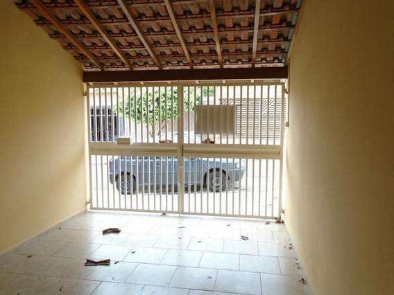 Casa Com 2 Dormitórios Para Alugar, 60 M² Por R$ 890/mês - Santa Rosa - Piracicaba/sp - Ca3019